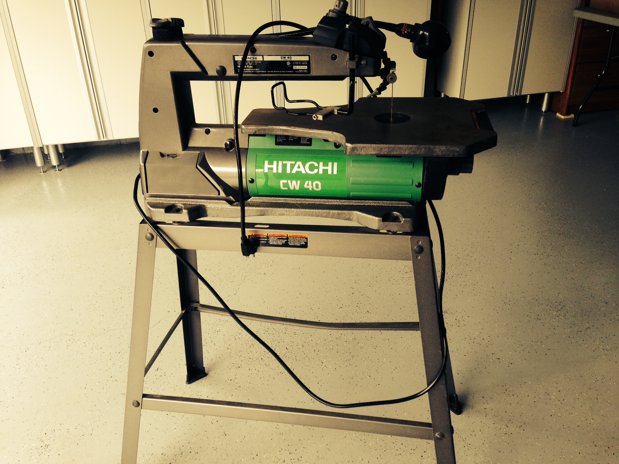 HITACHI CW 40 EXCELLENT LIKE NEW